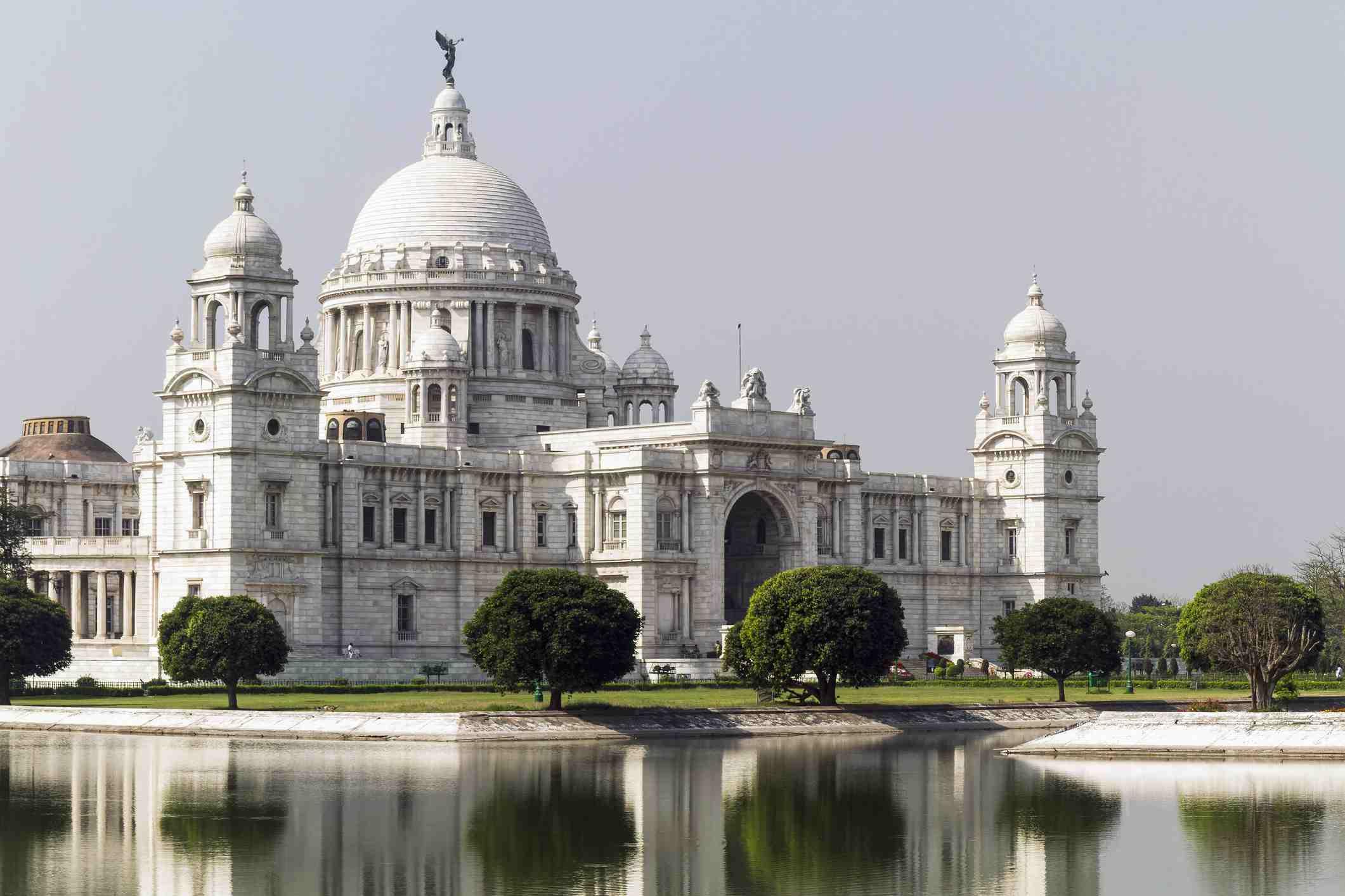 Victoria Memorial, Kolkata.