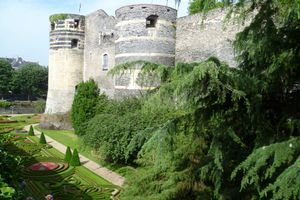 The Chateau at Angers