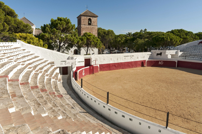 Bullring of Mijas, Andalusia, Spain, Europe