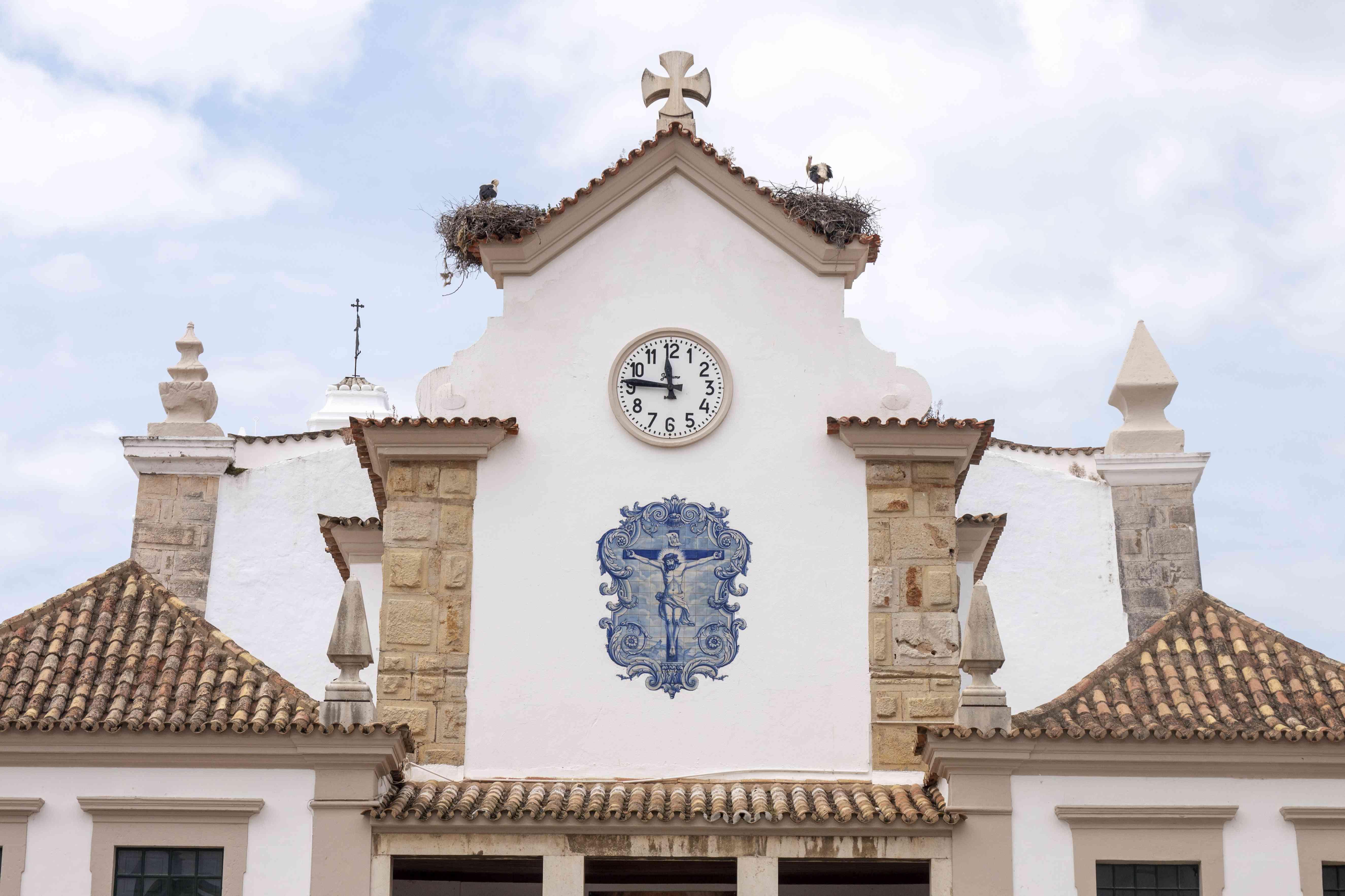 main church of the city of Olhao