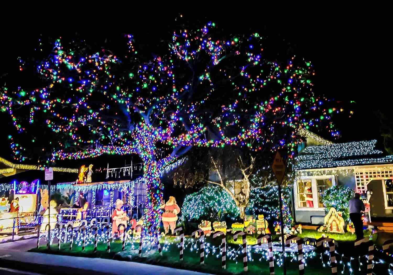 Nashville Holiday Light