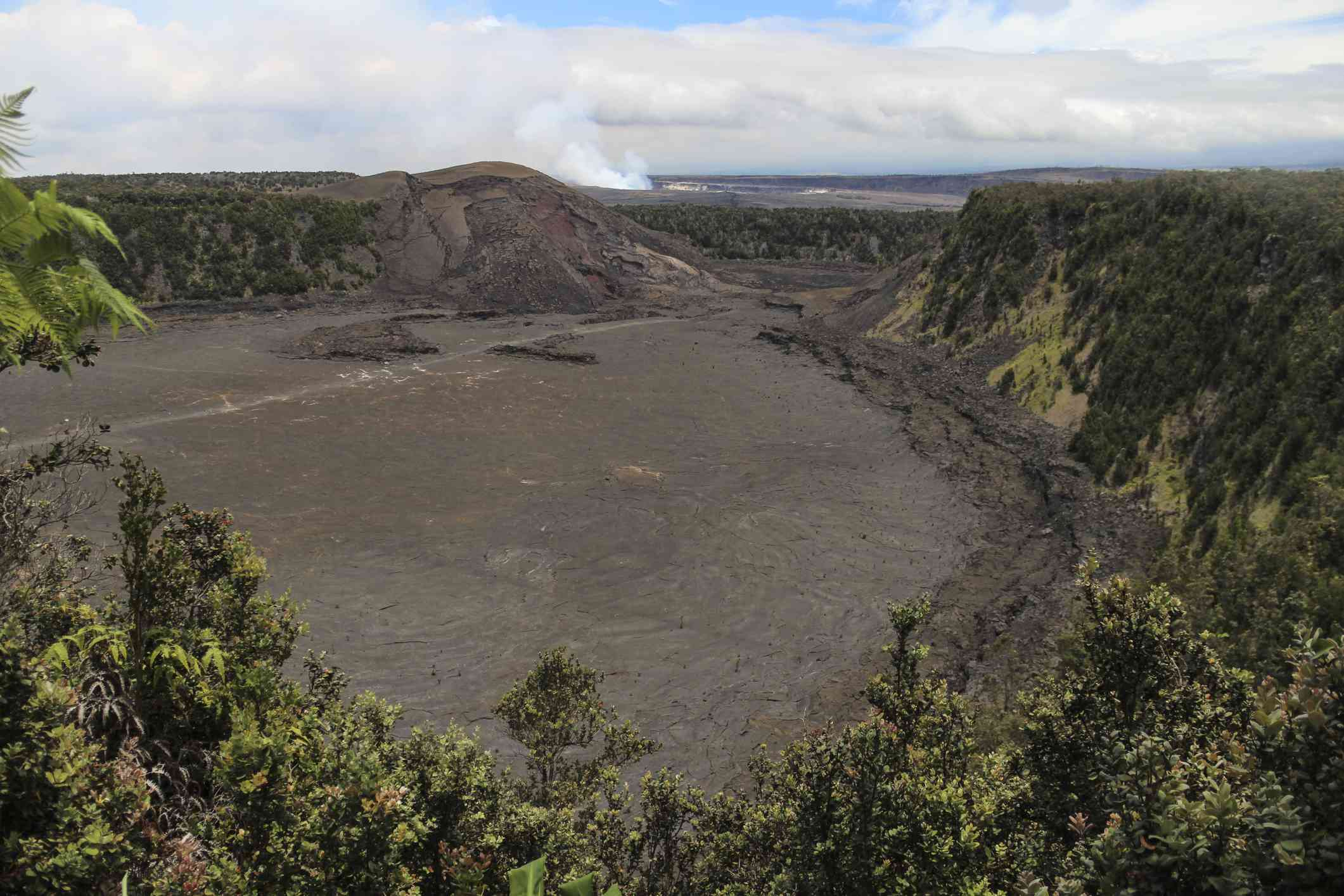 Kilauea Iki Trail, Big Island, Hawaii