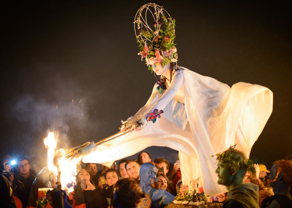 Beltane in Edinburgh