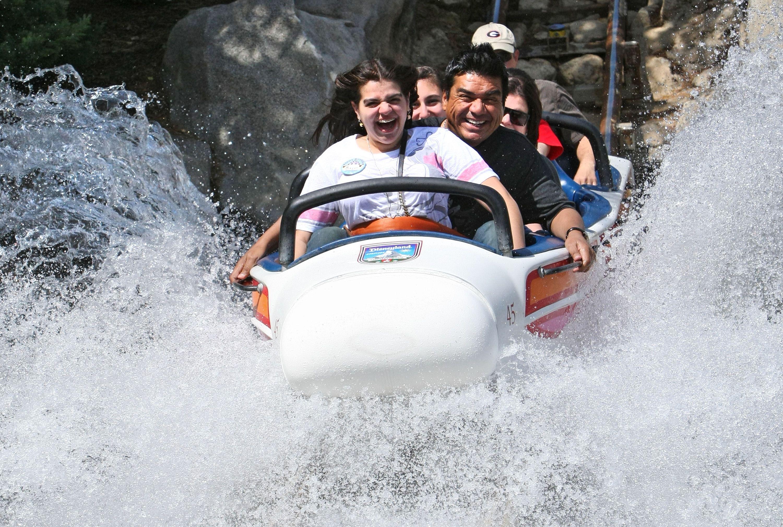 George Lopez Celebrates Daughter's Birthday At Disney