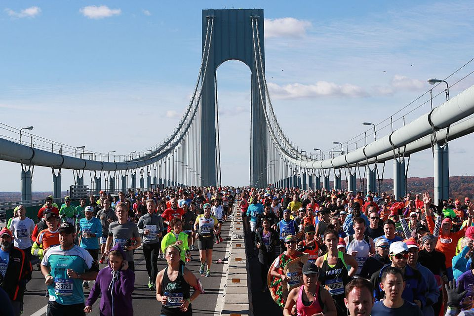 2016 TCS New York City Marathon