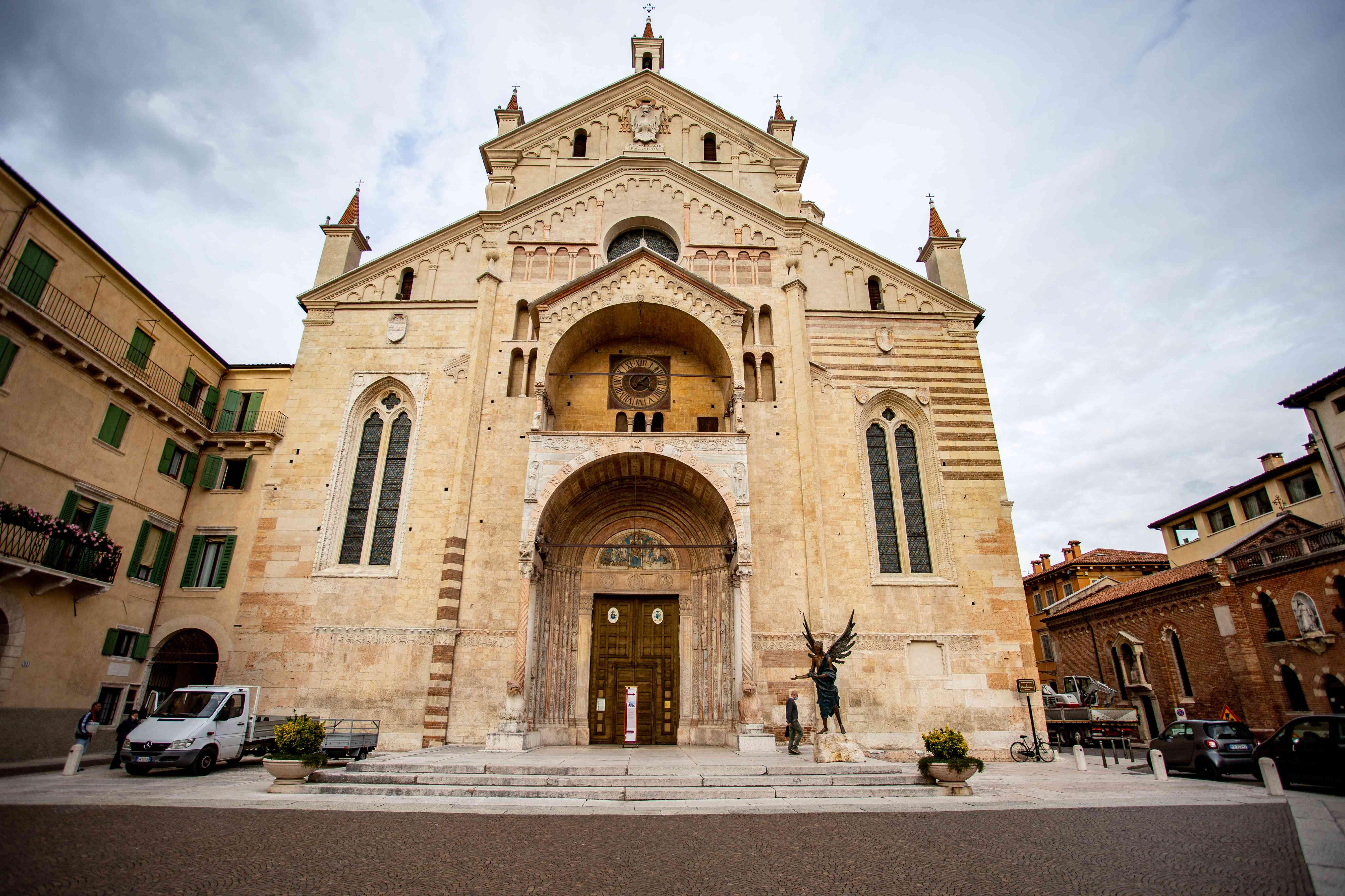 Duomo di Verona in Italy