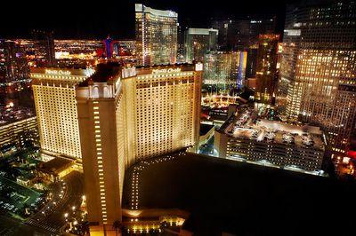 Monte Carlo Hotel And Las Vegas