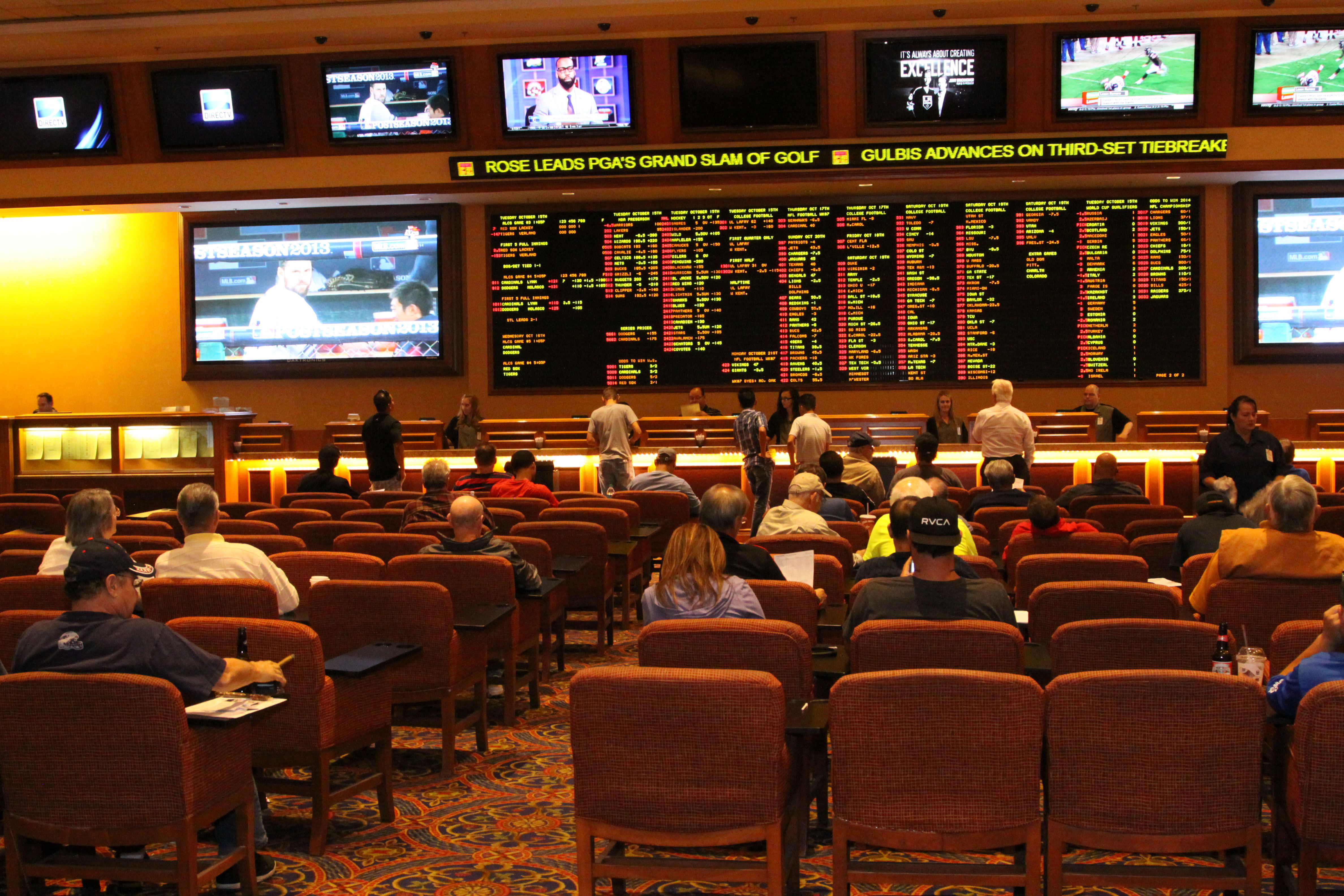 Great Places To Watch Football In Las Vegas
