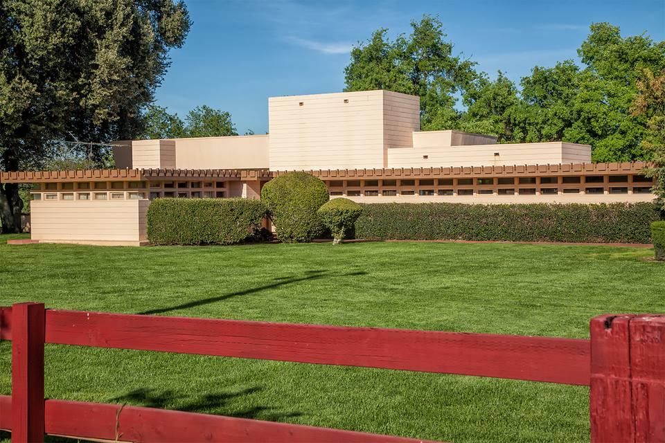Robert G Walton House By Frank Lloyd Wright