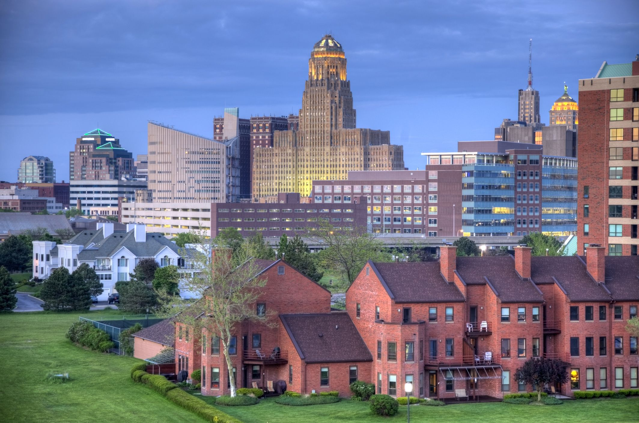 Why You Travel To Buffalo Instead Of New York City