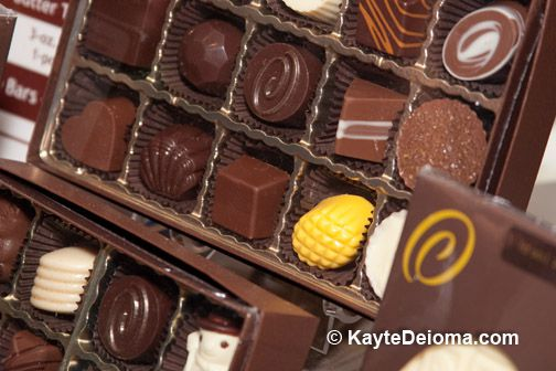 LA Chocolate Salon