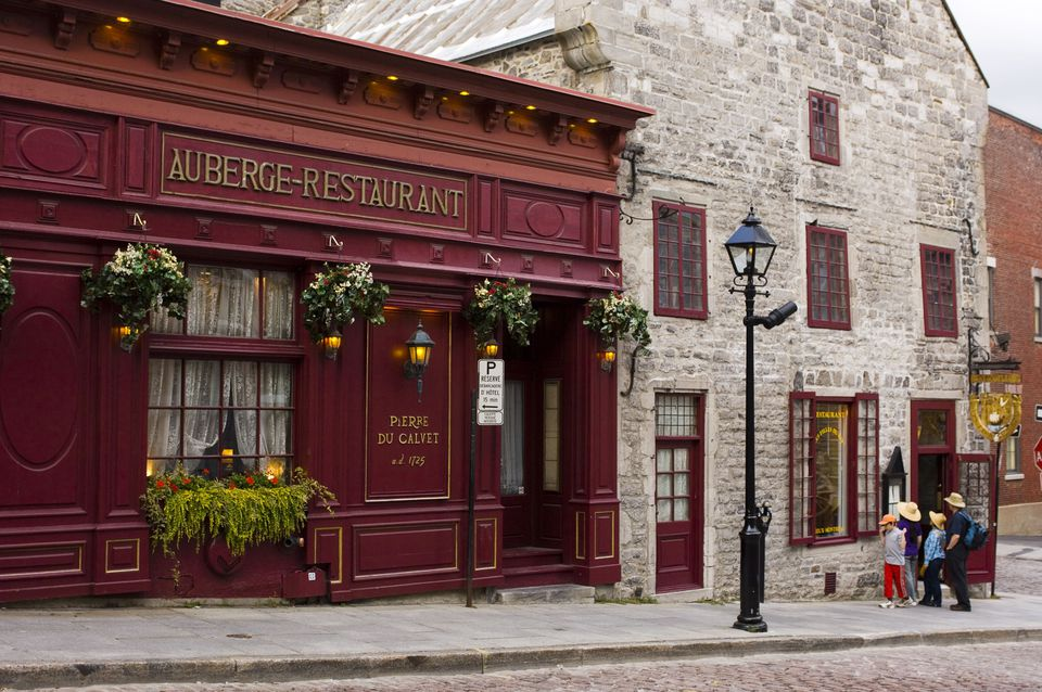 Montreal Canada restaurant