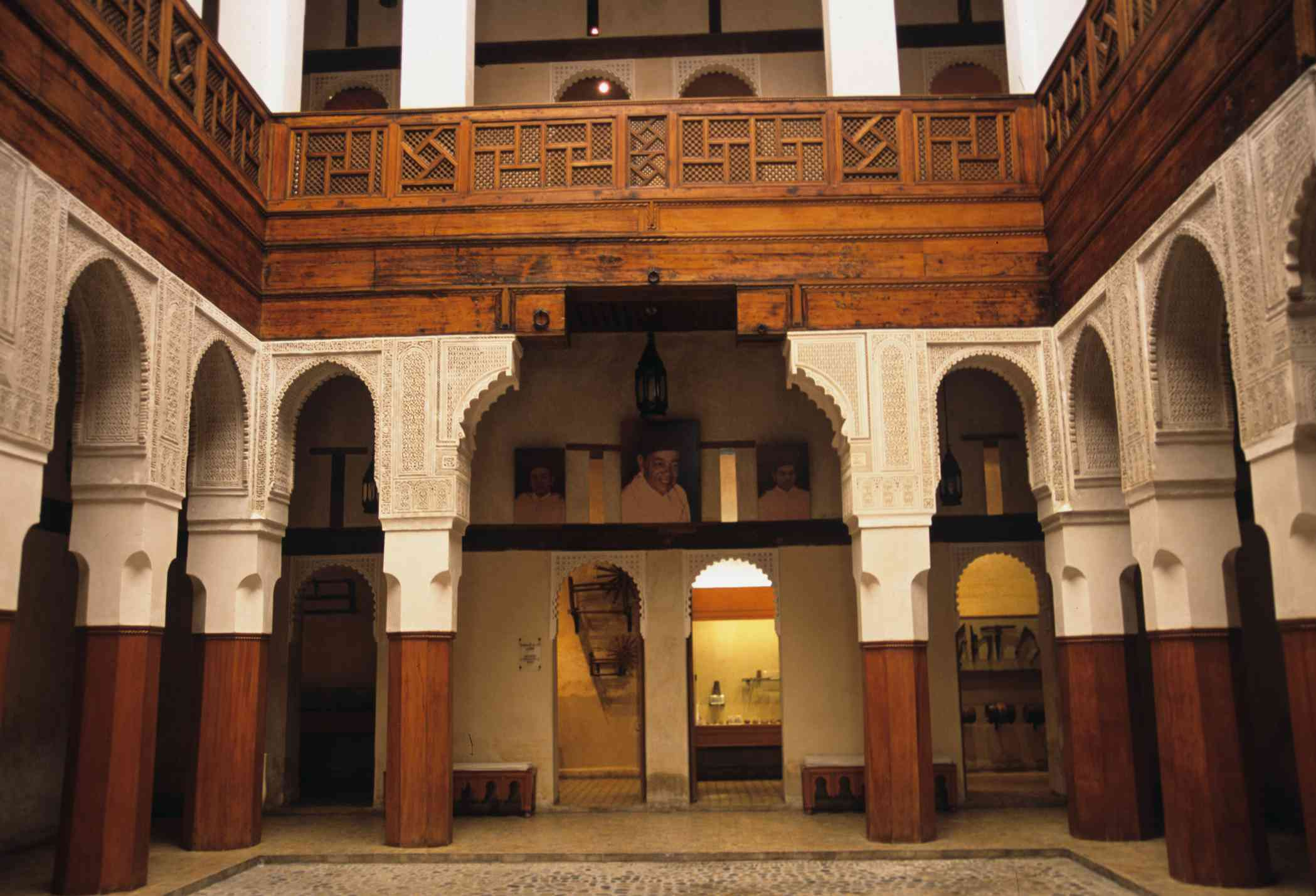 Nejjarine Museum of Wooden Arts and Crafts, Fez