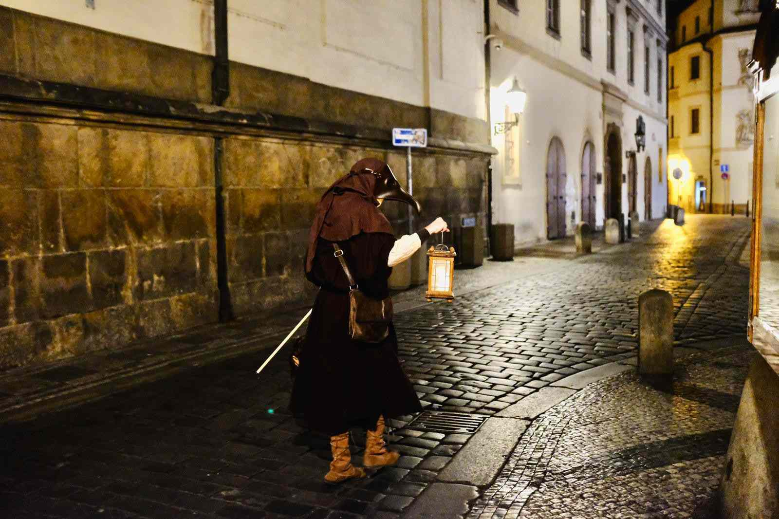 Prague airbnb online experience