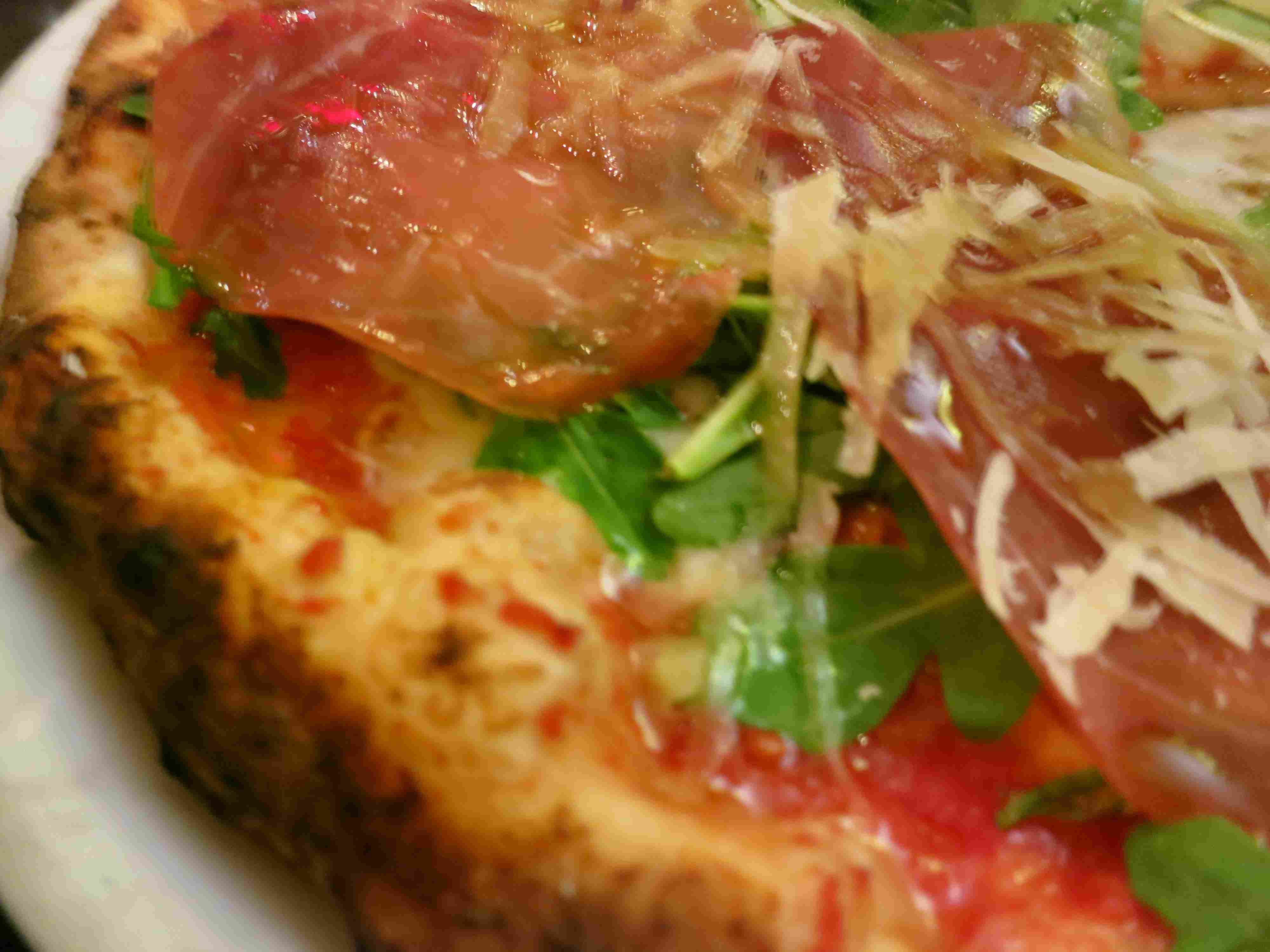 Pizza from Keste