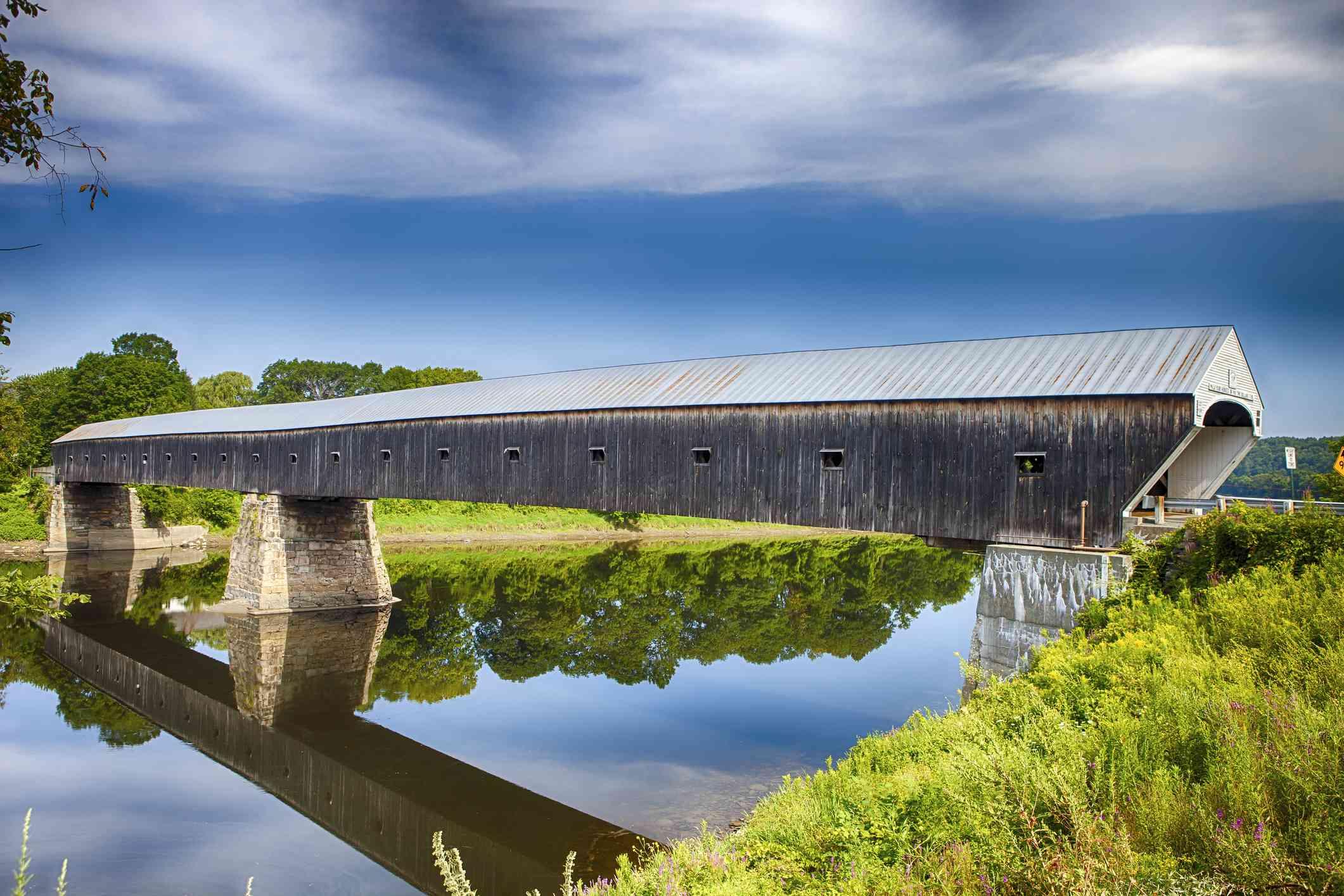 Cornish-Windsor Covered Bridge New England