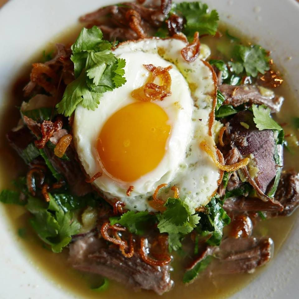 Egg Restaurant, Brooklyn