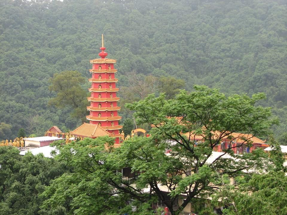 Templo de 10,000 Budas