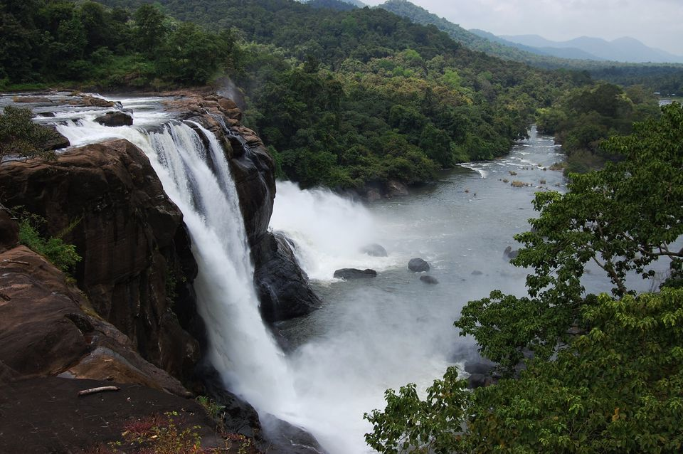 Athirappilly cae, Kerala