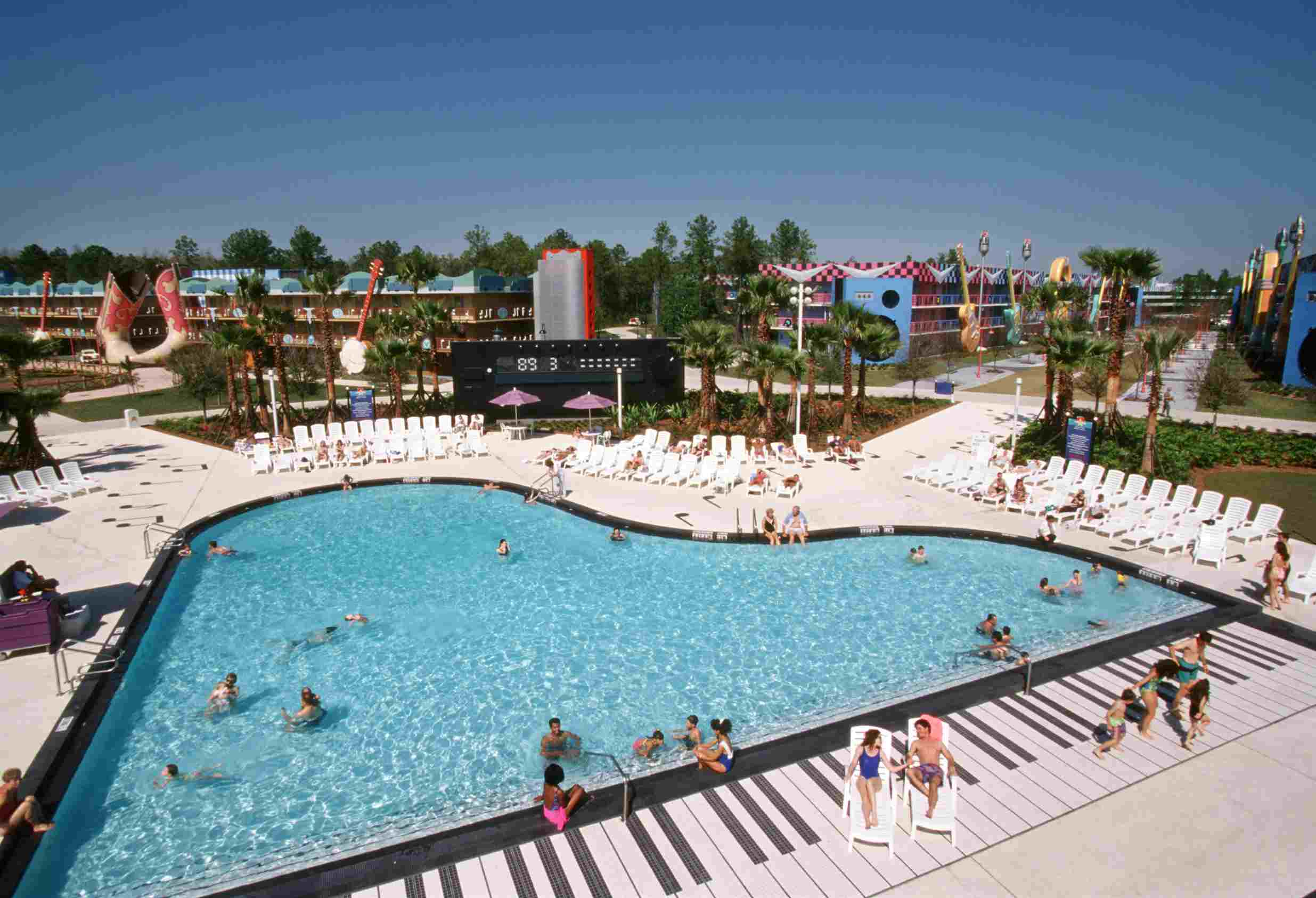 Disney S All Star Music Resort
