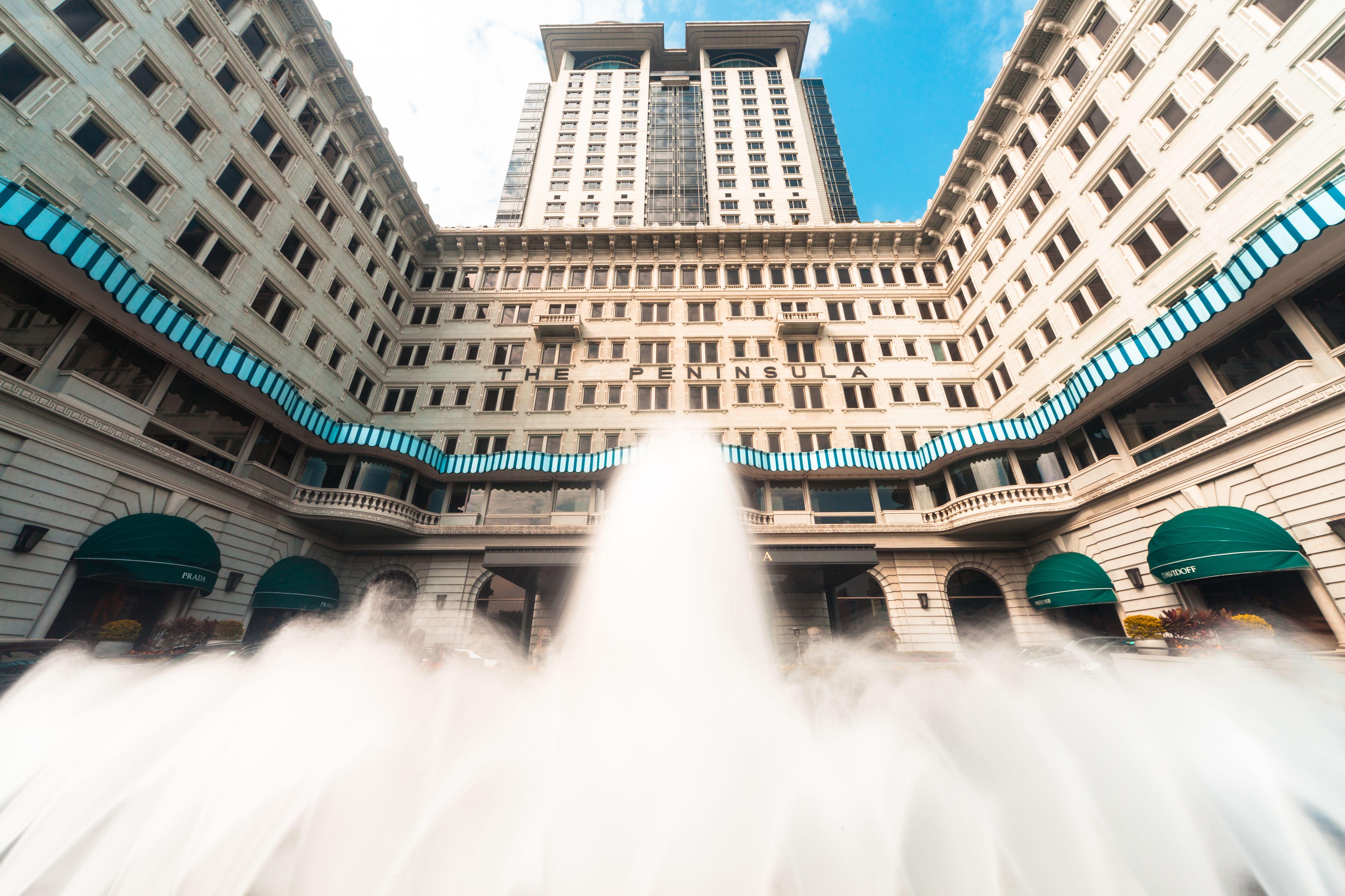 Peninsula Hongkong