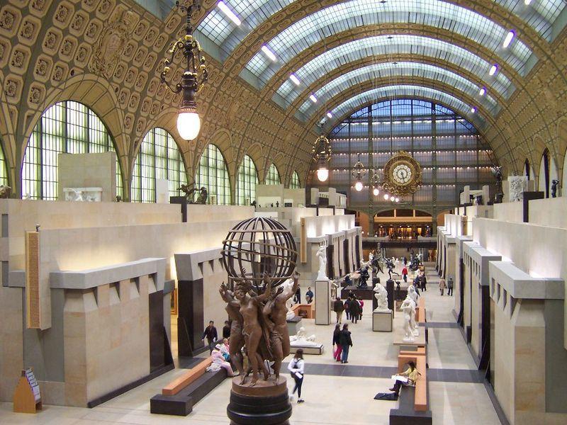 Se recomienda visitar el Orsay durante las horas y estaciones más tranquilas