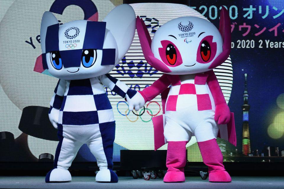 Mascotas olímpicas de Tokio