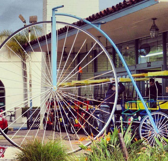 Wheel of Fun Bike Rentals, Santa Barbara