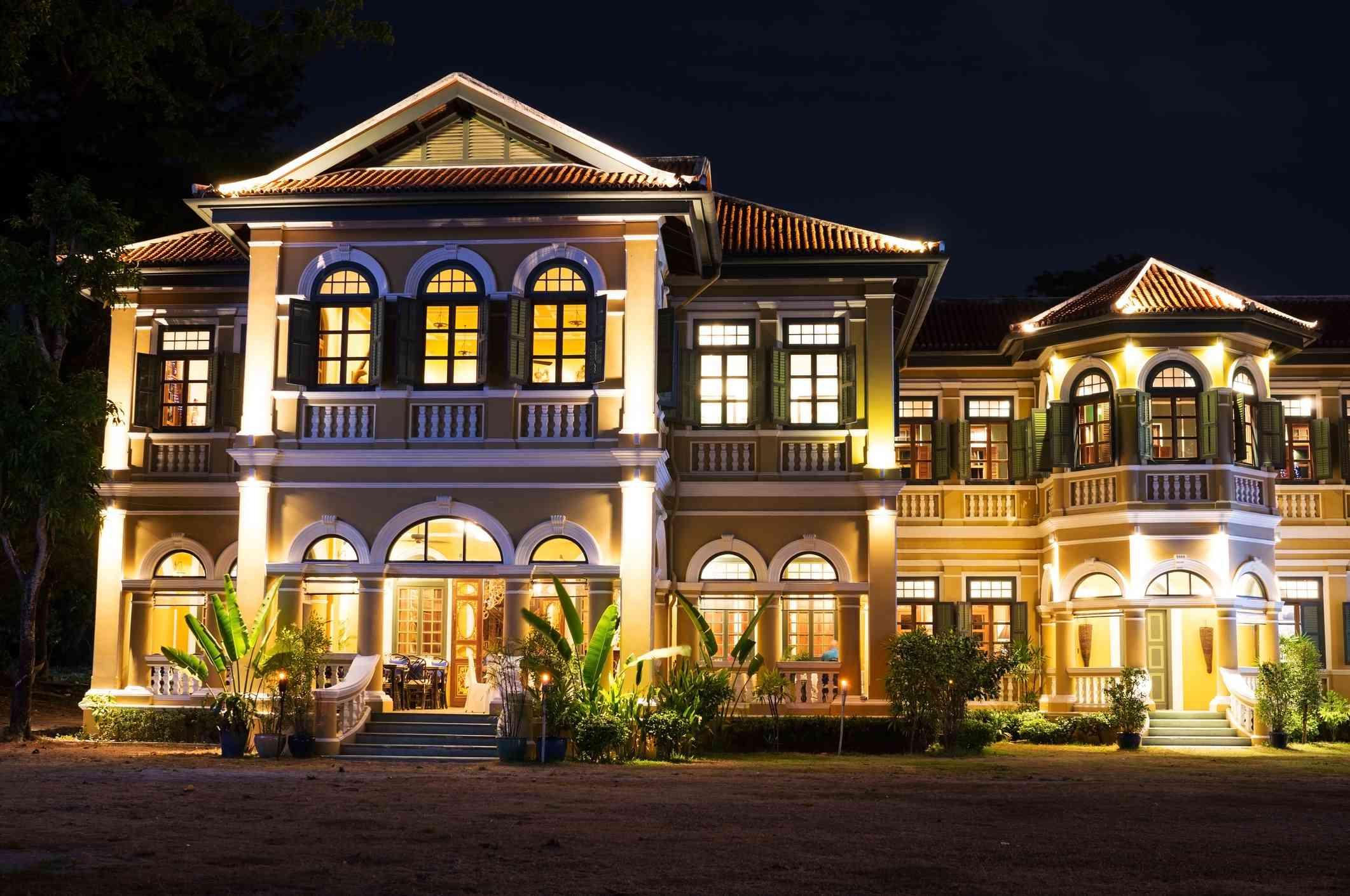 Blue Elephant exterior, Phuket