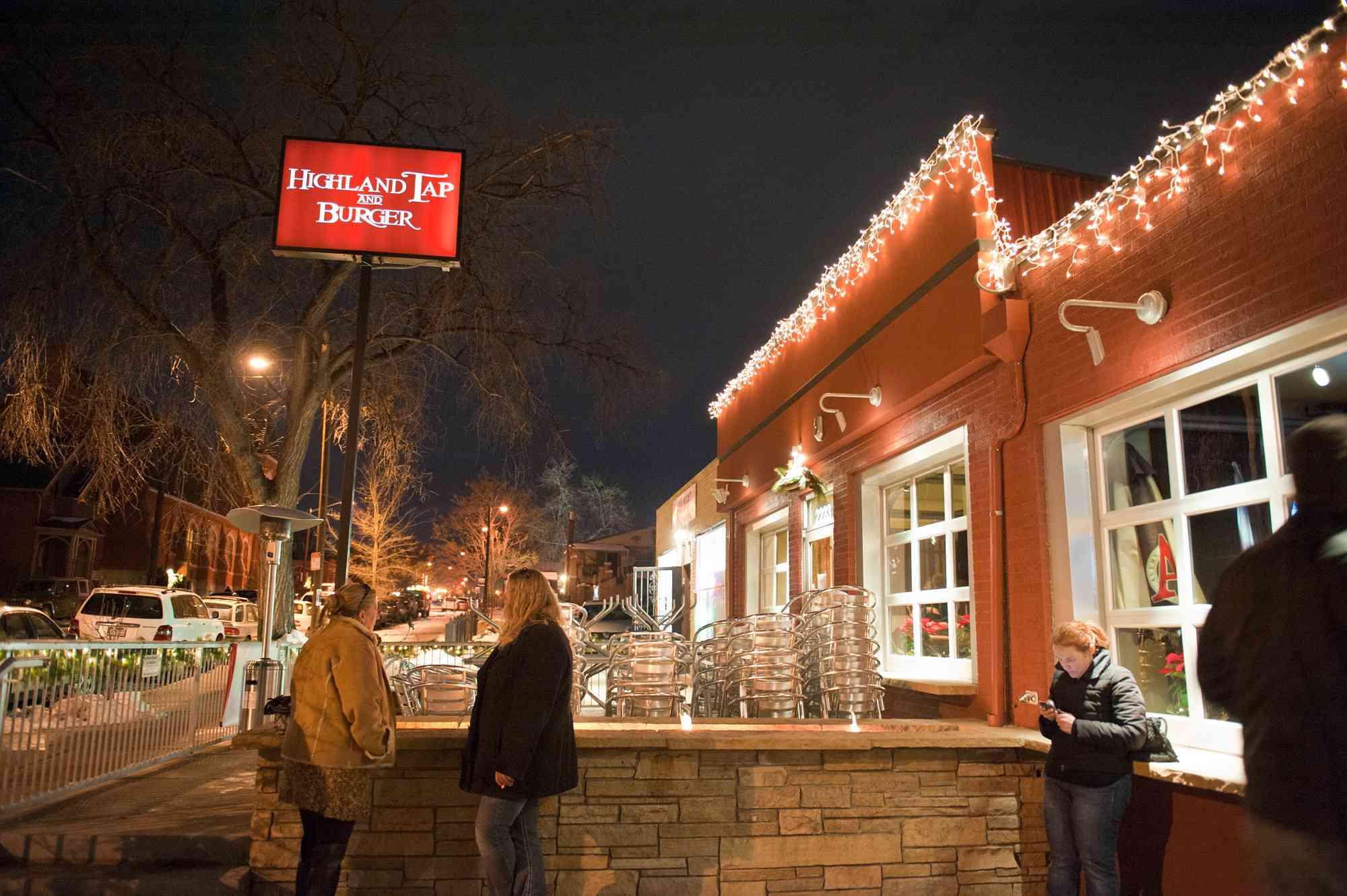 Highland Tap & Burger, Highland, Denver