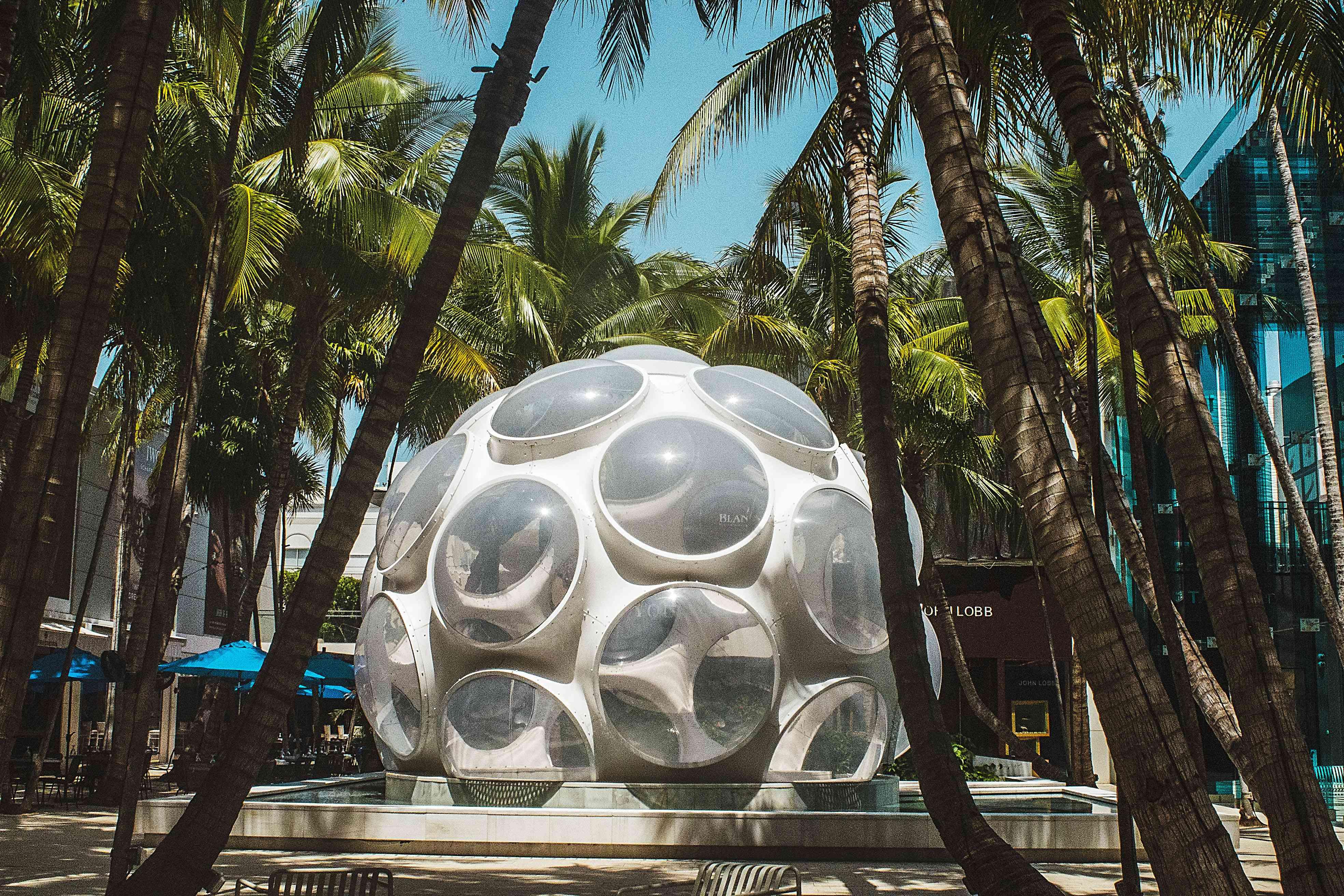 The Dome at the Miami Design District