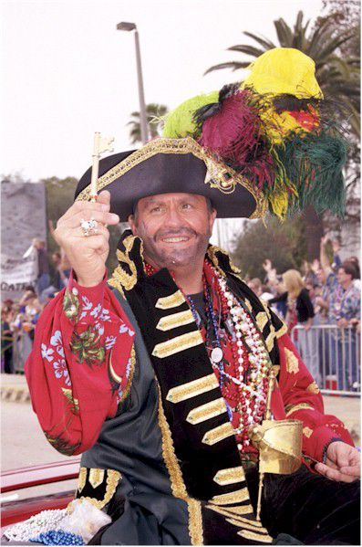 Gasparilla Key to City