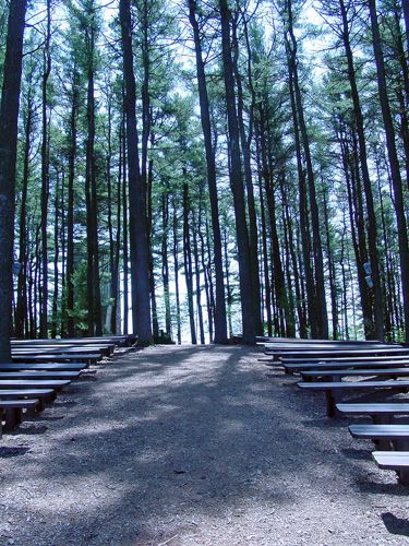 Cathedral of the Pines - A Natural Sanctuary in Rindge New Hampshire