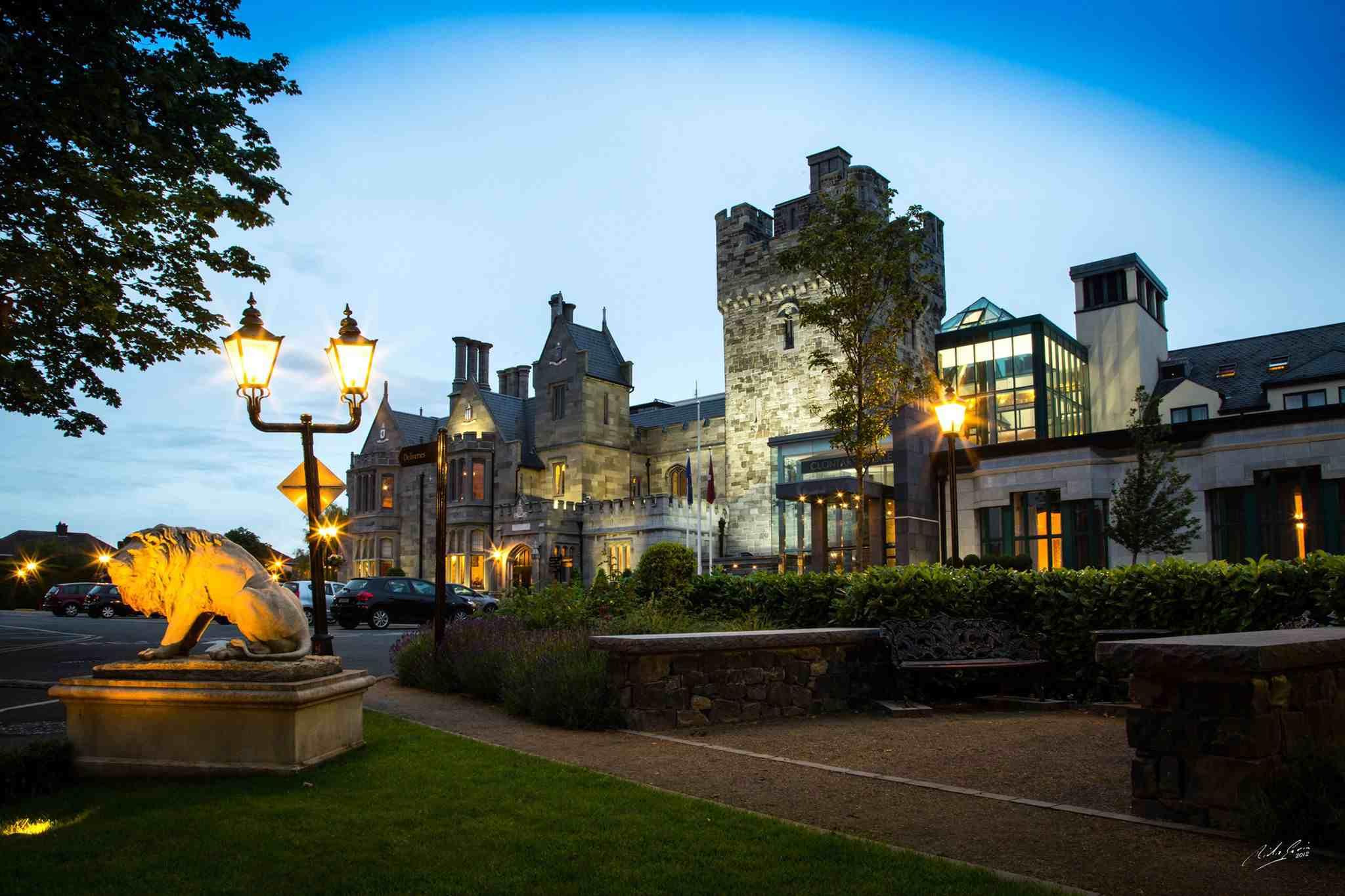 Clontarf Castle Hotel in Dublin, Ireland