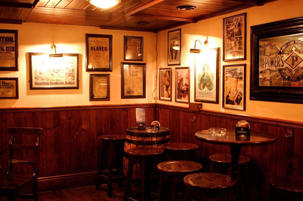 Massachusetts Dive Bar