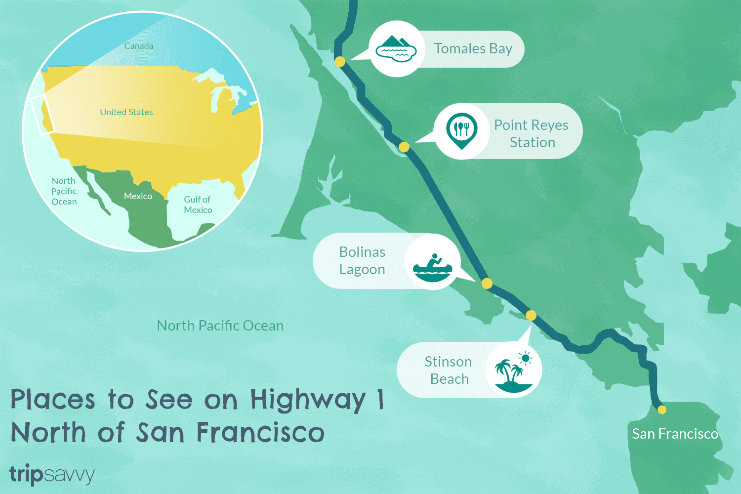 Highway 1 in Northern California - A Drive You'll on
