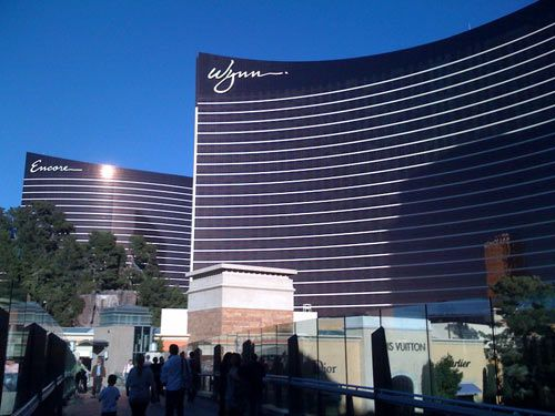 Encore Las Vegas and Wynn Las Vegas