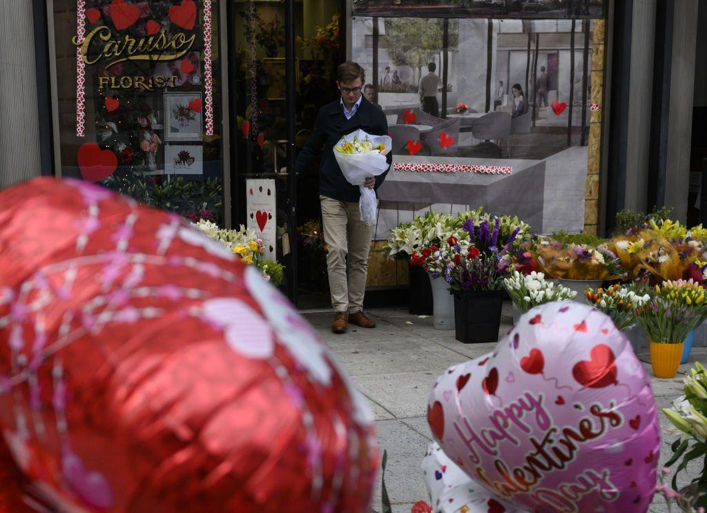 Valentines Day in Washington, DC