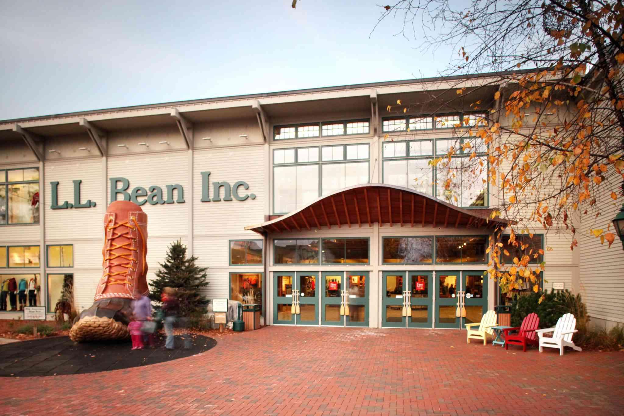 L.L. Bean Inc. Flagship Store, Freeport