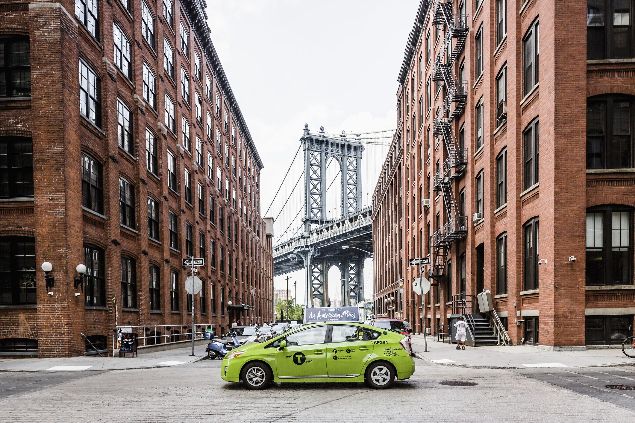 How to Hail a Cab in Brooklyn and Best Apps for Rides