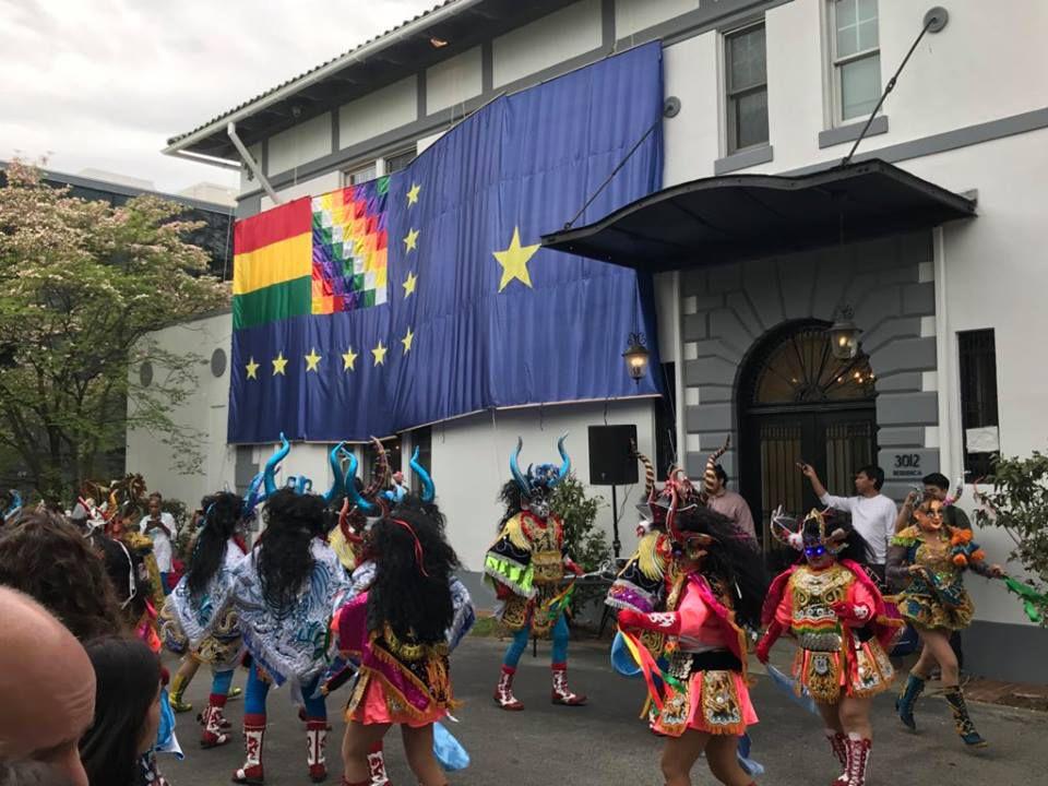 Around the World Embassy Tour