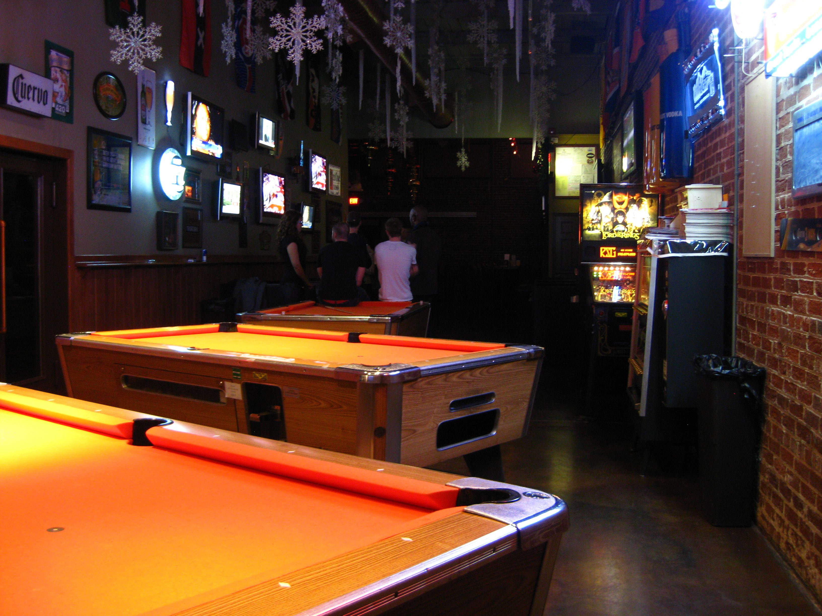 Atlanta Guide To Gay And GayFriendly Bars And Eateries - Pool table stores in atlanta ga