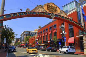 San Diego Historic Gaslamp District