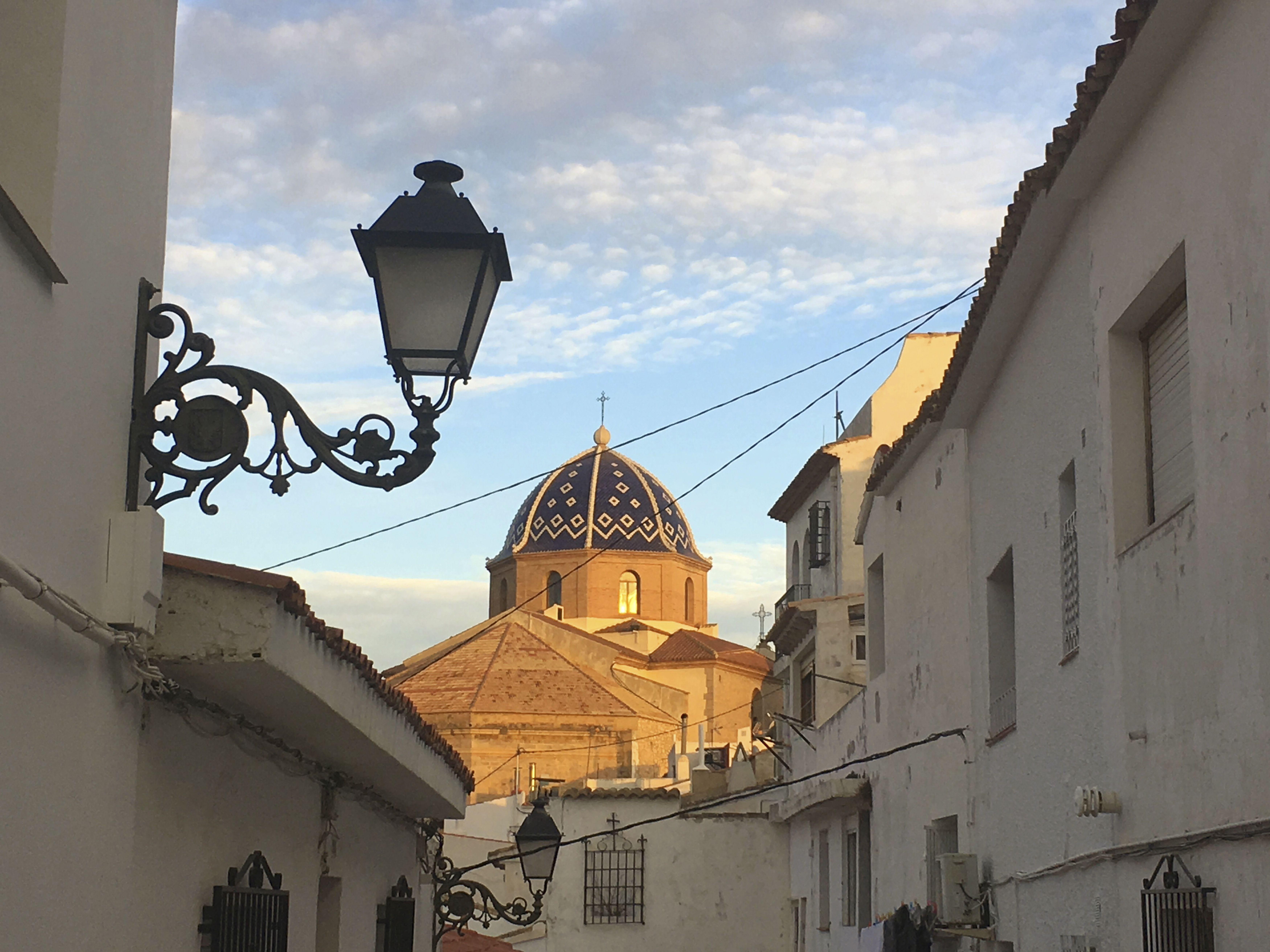 Altea, Costa Blanca, Alicante, Spain
