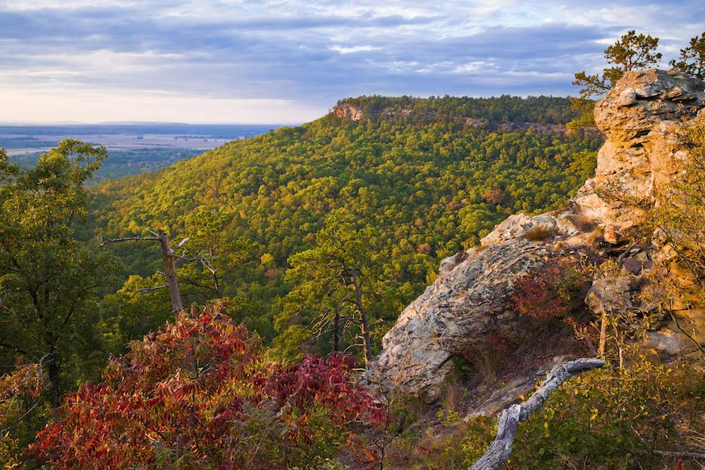 Montañas Ozark, Arkansas