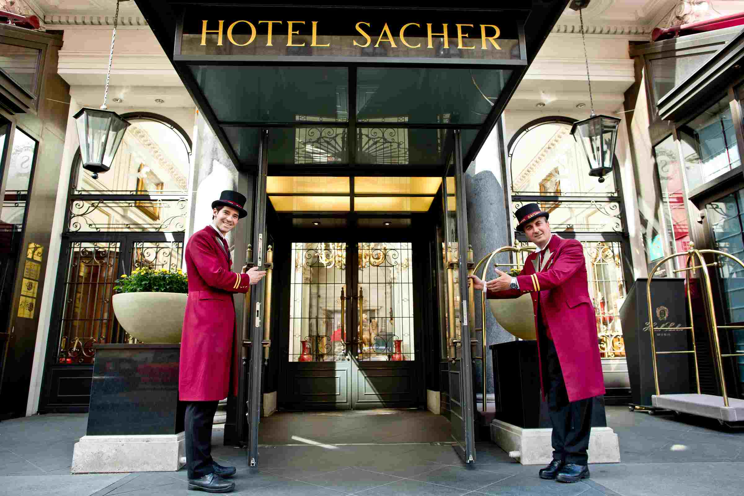 The Most Luxurious Hotels In Vienna