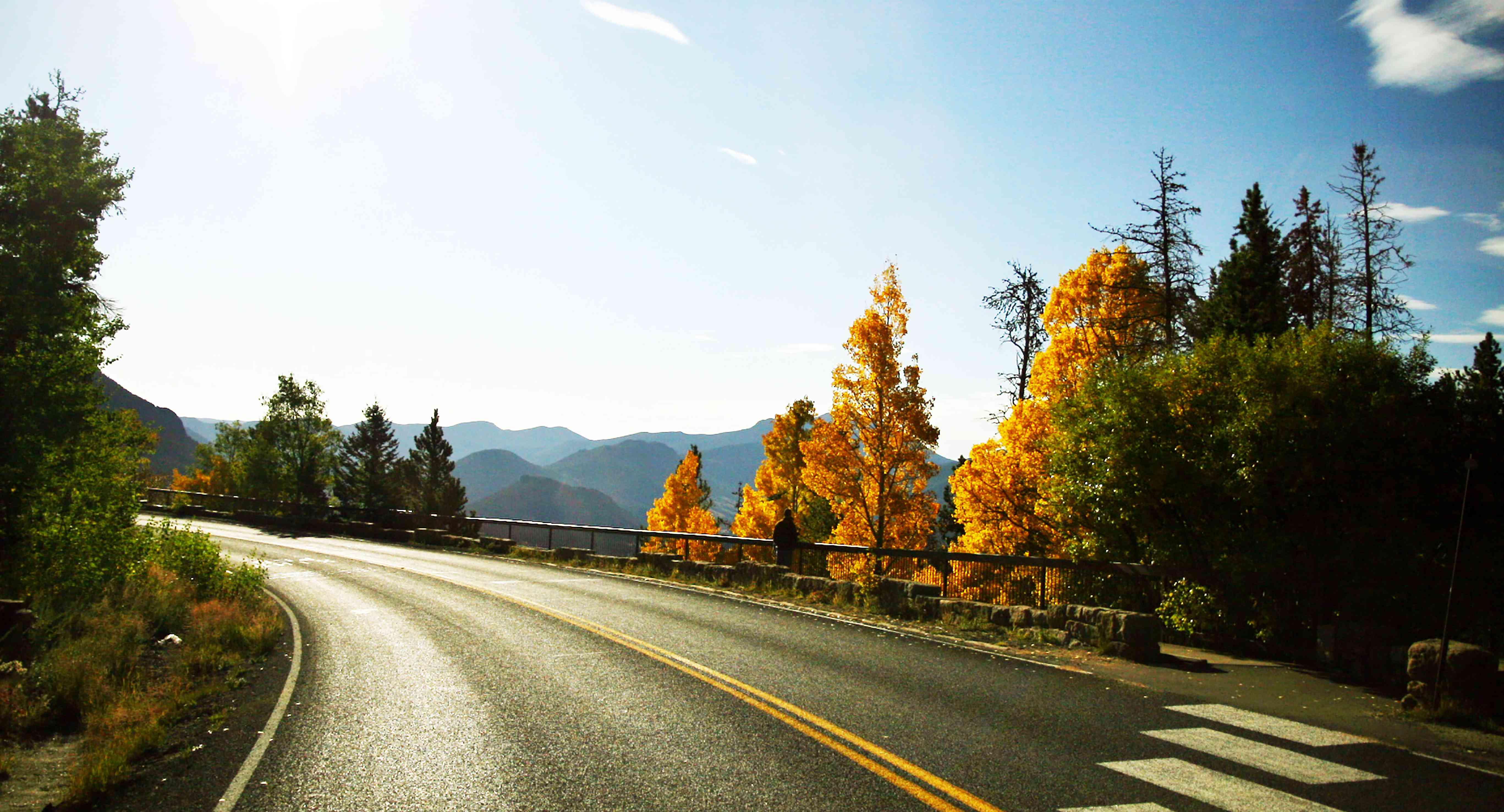 Trail Ridge Road, Parque Nacional de las Montañas Rocosas - Colorado