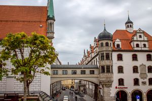 Old Town Munich, Germany