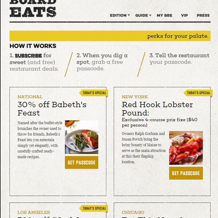 02abeba38a4b LA Restaurant Coupons and Discount Programs
