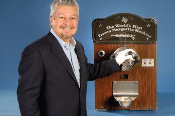 Mariano Martinez and the first Frozen Margarita Machine